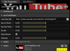 Youtube Player for Resolume - Ten Ton Raygun