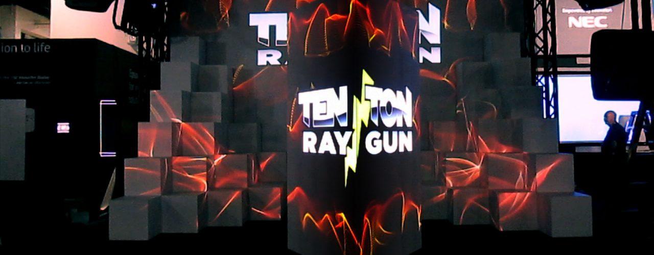 TenTon Raygun - Home for VJ Loops - Ten Ton Raygun